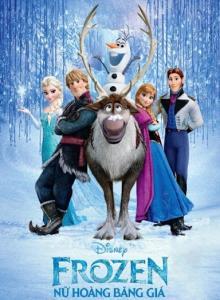 Nữ Hoàng Băng Gía - Frozen