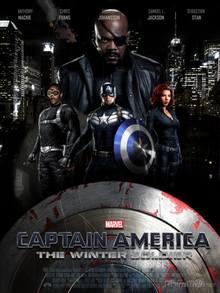 CAPTAIN AMERICA 2 - CHIẾN BINH MÙA ĐÔNG - THE WINTER SOLDIER