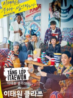 Tầng Lớp Itaewon
